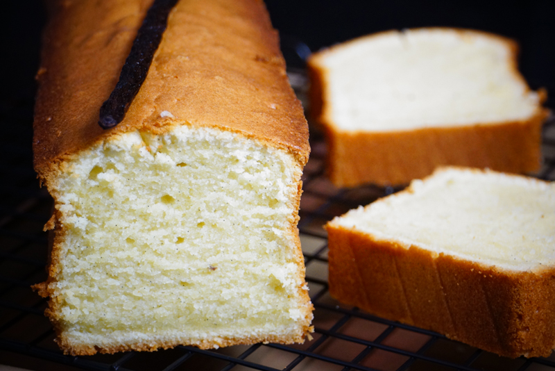 Cake Design Recette Facile : Meilleur cake a la vanille facile et moelleux