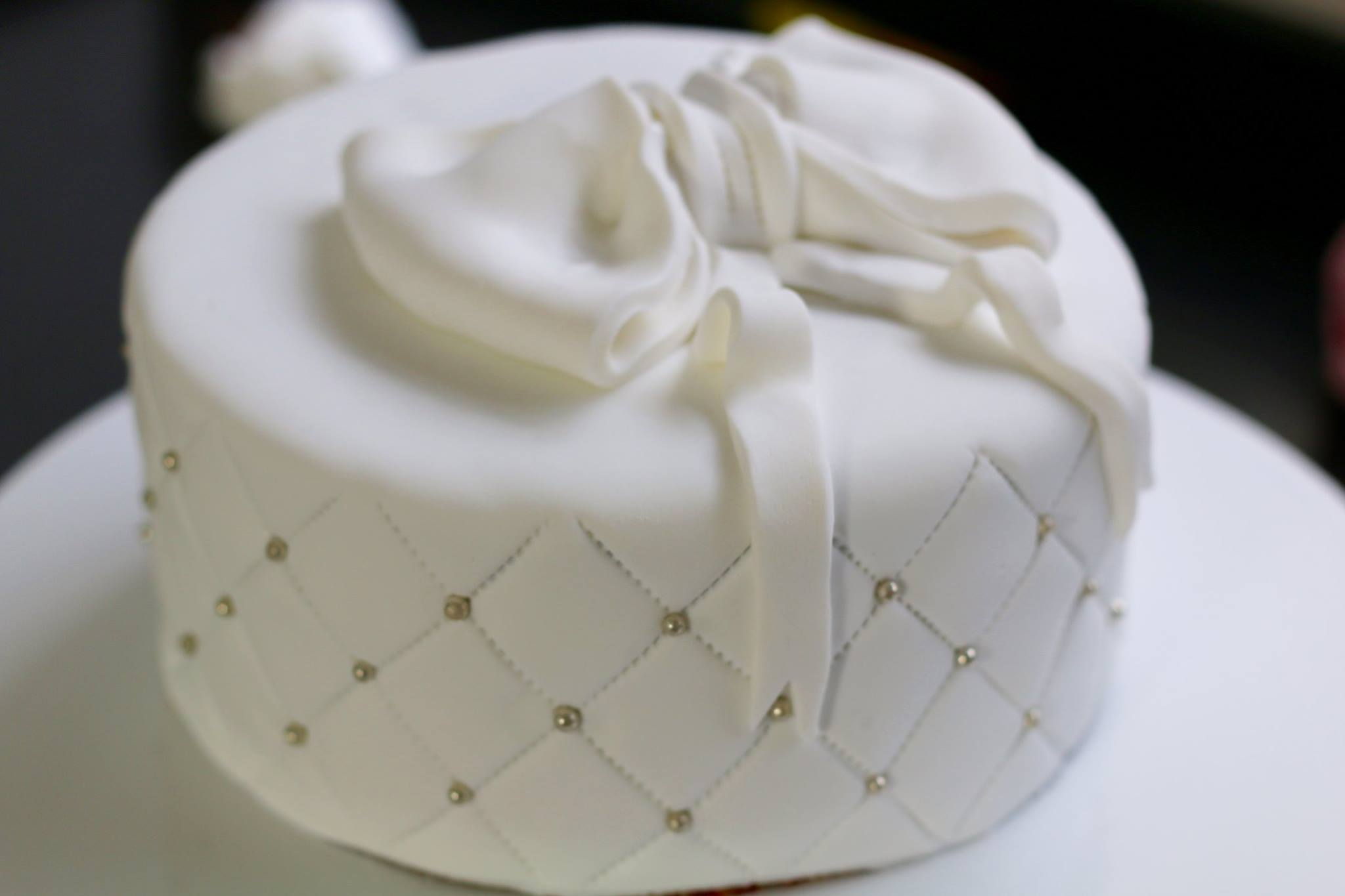Recette Wedding Cake Facile
