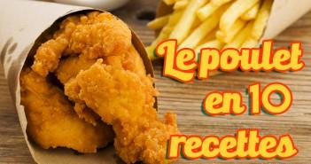 recette poulet