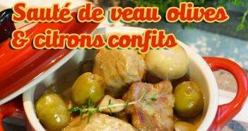 saute de veau olives