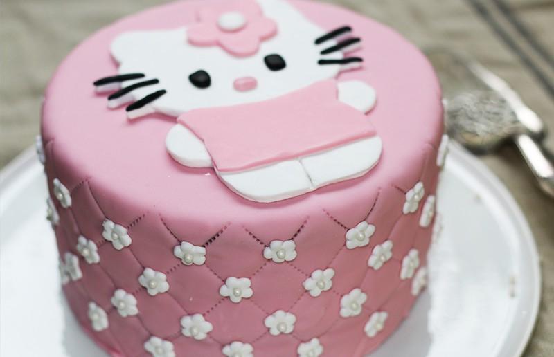 Gâteau Hello Kitty Cake Design