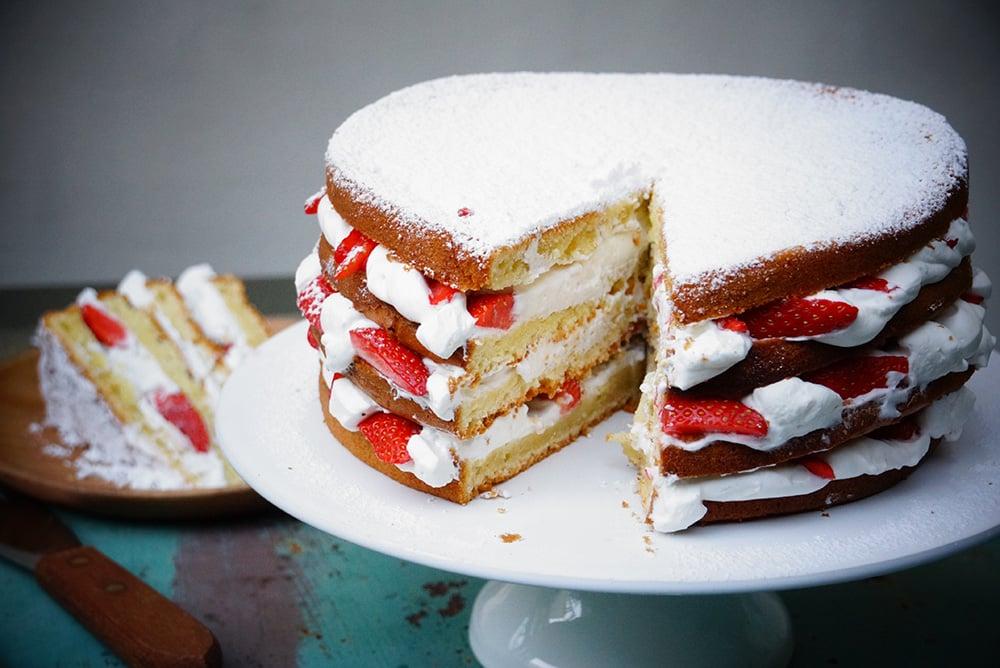 Layer Cake Rapide Et Facile