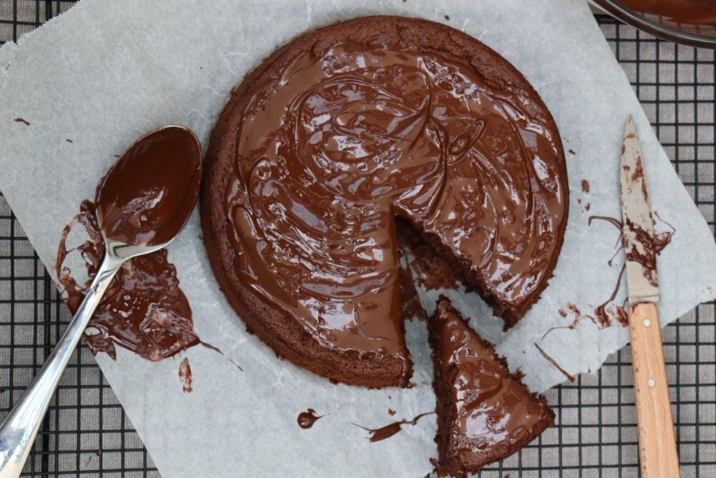 Meilleure Recette De Gâteau Chocolat Sans Beurre Ni Sucre