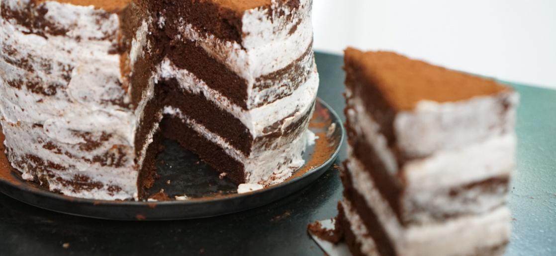 Recette gateau chocolat vegan