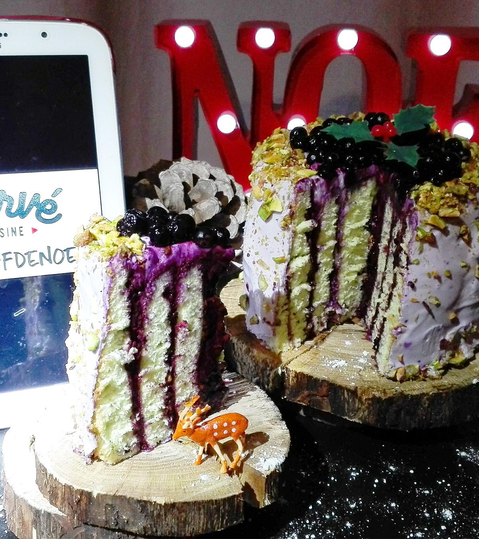 Recettes de no l finalistes du concours monkiffdenoel - Herve cuisine buche de noel ...