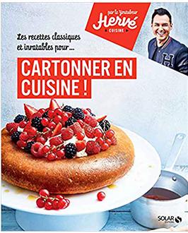 livre hervé cuisine cartonner en cuisine