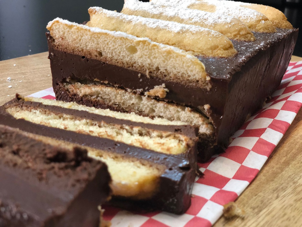 Recette Du Gâteau Au Chocolat Sans Cuisson Avec Seulement 4