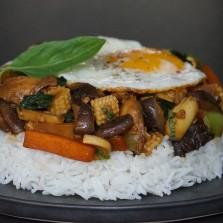 La recette authentique du riz cantonais cuisine chinoise - Cuisine mauricienne chinoise ...