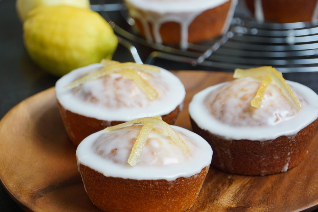 Cake Au Citron Intense