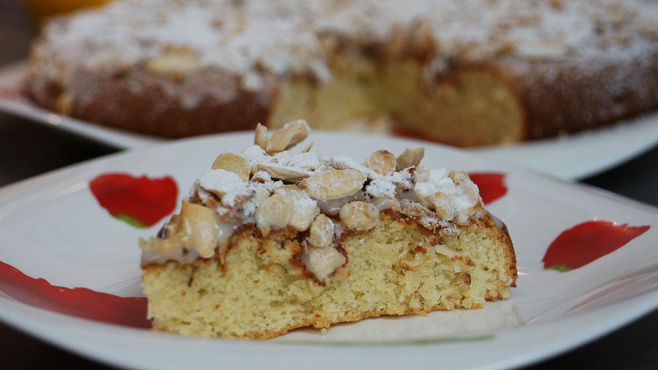 Recette Cake Citron Amande