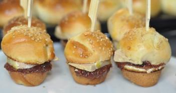 mini-burgers