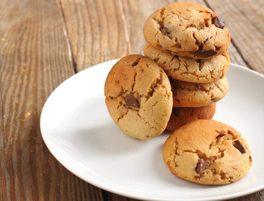 Cookies au beurre de cacahu tes - Cookies beurre de cacahuete ...